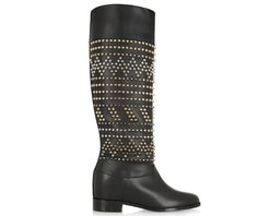 Printed, Textured and Embellished Boots to Help Cure the Winter Blues