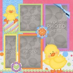 easter scrapbook ideas - Google Search