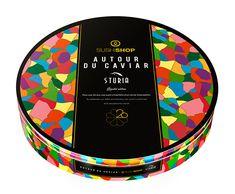 Test Kitchen : on a goûté la Box Caviar signée Sushi Shop Caviar, Sushi, Shops, Test Kitchen, Box, Shopping, 20 Year Anniversary, Tuna Tartar, Alcohol