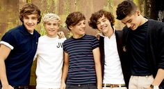 One Direction. So adorable!