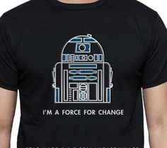 Make a donation to support Unicef's Force for change and get stuff like cool t-shirts, plus a chance to land a role in the next Star Wars movie! Best ever Star Wars gift for Father's Day?
