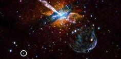 Redondezas da Via Láctea tem explosões misteriosas de raio-X