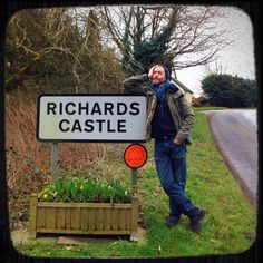 """""""Never played a character with his own castle before. I gotta say, I kind of like it."""" - Timothy Omundson (King Richard) #Galavant"""
