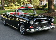 '55 Chev Bel Air 150/210 Convertible