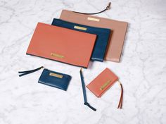 Trinkets and treats ‒ let our beautifully crafted leather accessories inspire you