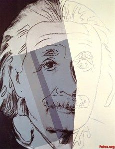 ANDY WARHOL Albert Einstein - Ten Portraits of Jews of the Twentieth Century. Buy Pop Art, Original Paintings at Gallery Warhol Collection. Andy Warhol Pop Art, Arte Pop, Pop Art Movement, Roy Lichtenstein, Pics Art, Claude Monet, Albert Einstein, Art Plastique, American Artists