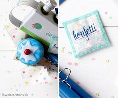 DIY Geburtstagspaket // DIY Birthdaybox