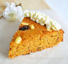 Tienes ganas de un rico pastel de calabaza con harina integral y sin azúcar añadido? entonces tienes que ver la siguiente receta, es sana, deliciosa y hecha con ingredientes naturales.