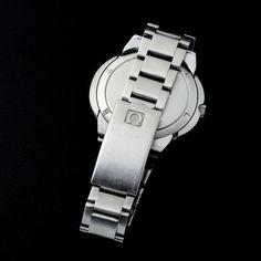 OMEGA DYNAMIC DAY DATE AUTOMATIC // 3810 // TM658 // C.1980'S // REFINISHED caseback and bracelet