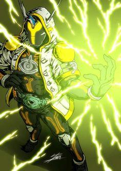 Kamen rider ghost Edison