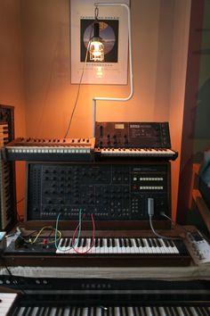 Ulrich Schnauss Studio