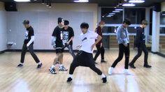 BTS 'I Need U' mirrored Dance Practice