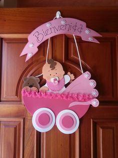 Letrero de bienvenida Baby Shower