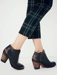 WANT! Freebird by Steven Detroit Ankle Boot at Free People Clothing Boutique