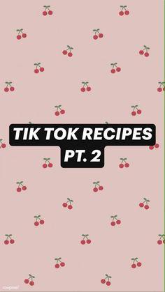 Fun Baking Recipes, Snack Recipes, Dessert Recipes, Cooking Recipes, Snacks, Starbucks Drinks, Useful Life Hacks, Aesthetic Food, Food Cravings