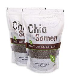 Naturacereal Chia Samen, 1er Pack (1 x 2 kg)