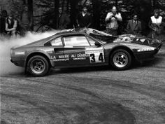 Ferrari 308 rally car                                                                                                                                                                                 More