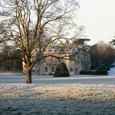 Hartwell House, Buckinghamshire. Find more of the best winter escapes and country house hotels at Redonline.co.uk