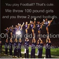 football boys this is for you