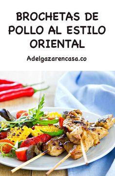 5 recetas de almuerzos para adelgazar - Adelgazar en casa Beef, Chicken, Lunches, Food, Humor, Home, Food Menu, Healthy Lunches, Spanish Cuisine