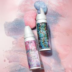 Foamo Holographic Hair Foam - IGK | Sephora