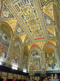 Siena has the most remarkable Duomo I've seen to date. Lots of photos of incredible Siena in this photo post: http://bbqboy.net/awed-by-the-highlights-of-siena-italy-and-thoughts-on-italian-fashion/ #siena #italy
