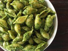 Basil-Kale Pesto - vegetarian