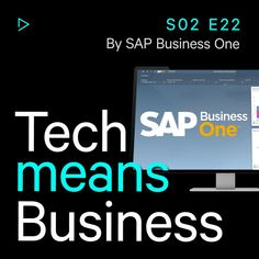 For companies looking to grow, SAP Business One is the one-stop shop for enterprise-grade software that's laden with power and capacity but comes with a small business price tag. Business Software, Positivity, Change, Shop, Store, Optimism
