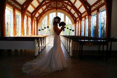 Intimate Ceremonies in our beautiful wedding chapel, Ashton Gardens Dallas TX