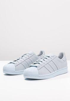 adidas Originals - SUPERCOLOR SUPERSTAR - Baskets basses - haze
