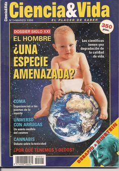 Marzo de 1.998 y 146 páginas.  Precio 350 pesetas.