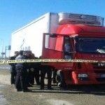 TIR şoförü sürücü koltuğunda ölü bulundu