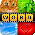 4 Pics 1 Word: What's the Word  Itch Mania    (92,730)  Install