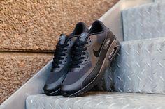 new arrivals 3881b 3377d Nike Shoes Men s Air Max 90 Ultra 2.0 Essential Black Black Dark Grey - Landau  Store - Product Review - April 20, 2019