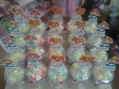 Looks yummy? Lalaloopsy Towel sherbets for giveaways