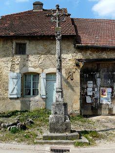 La Lorraine Croix à Fréville (Vosges)