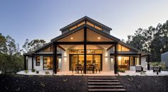 The Quedjinup - Display Homes - Rural Building Company Cabin, Mansions, House Styles, Home Decor, Mansion Houses, Homemade Home Decor, Manor Houses, Cubicle, Fancy Houses