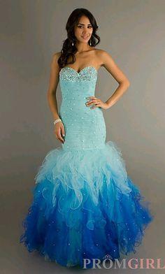 ~Aqua dress~