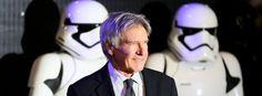 """Star Wars""-Dreharbeiten: Harrison Ford entkam nur knapp dem Tod (Spiegel)"