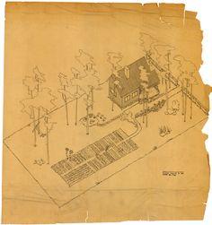 Alvar Aalto Foundation | Alvar Aalto -säätiö - Alvar Aalto today | Alvar Aalto tänään | Jyväskylä | Helsinki Alvar Aalto, Helsinki, Vintage World Maps, Architecture, Arquitetura, Architecture Design