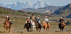 Specials of Goosewing dude.guest ranch on Jackson Hole, Wyoming. Great value packages for families, groups with horseback riding, fly fishing and more. Death Valley, Texas, Rocky Mountains, Rando Cheval, San Antonio, Grand Canyon, Le Ranch, Westerns, Yellowstone Nationalpark