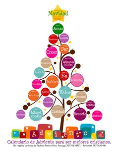 Resultado de imagen para valores de navidad