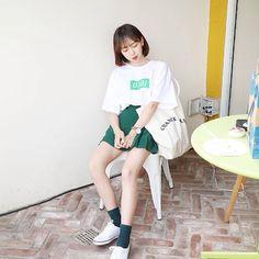 Swag Ulzzang Girl Fashion