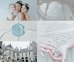 ❖ Beauxbatons Academy of Magic ❖