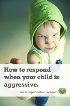 You might think aggressive kids needs a tough response, but sometimes there is more to the story. Learn how shame plays a role in your child's aggressive behavior, and how to respond.