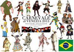 Collage ABC Carnevale
