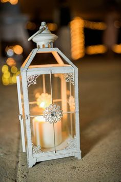 One Lantern - decorated sooo many ways! Wedding Rentals by Its Personal Wedding Staging and Design, Milton, FL Wedding Rentals, Staging, Lanterns, Candle Holders, Candles, Table Decorations, Design, Home Decor, Role Play