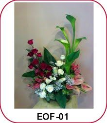 Table Flowers - Olivia Style - Florist Jakarta - Online Flower Shop :: Hotline 021-60503980, 021-94229037, Pin BB: 320F2810