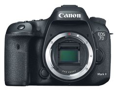 Canon 7D Mark II Settings to consider.