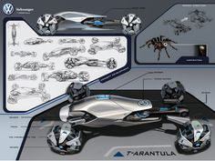 Interior Design Sketches, Industrial Design Sketch, Car Design Sketch, Truck Design, Bike Design, Car Sketch, Portfolio Layout, Portfolio Design, Presentation Board Design